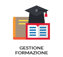 Consente la gestione degli eventi e della carriera formativa degli iscritti