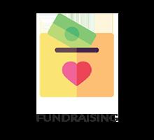 Consente la gestione di attività finalizzate alla ricerca fondi secondo le indicazioni dell'Agenzia per il Non-Profit